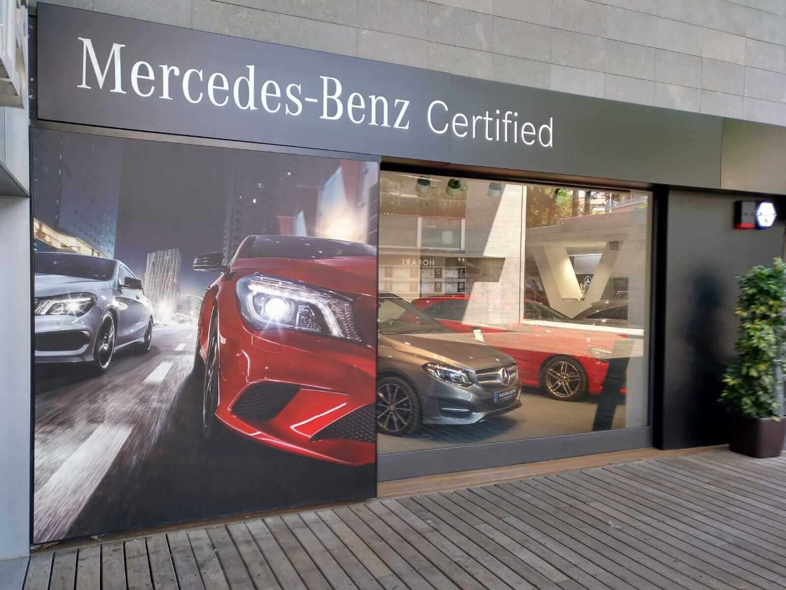 Autobeltran Mercedes-Benz Certified